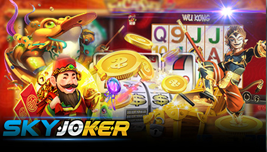 Tips Meraih Kemenangan Slot Game Joker Gaming